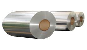 aluminium foil s - انواع فیلم بسته بندی با تصویر: فیلم پلی استر طلایی